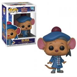 Funko Pop Disney Basil the great mouse detective Olivia