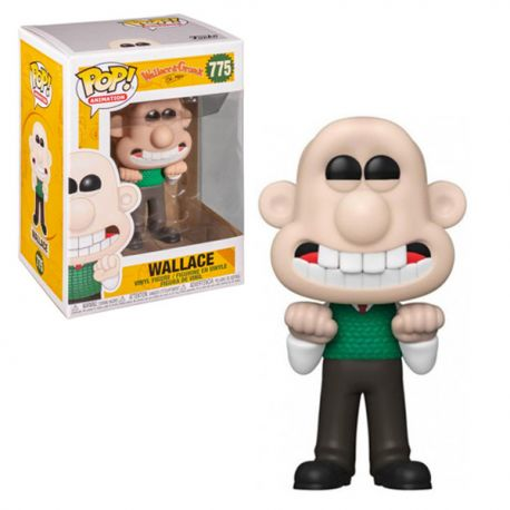 Funko Pop Cartoons Wallace and Gromit - Wallace