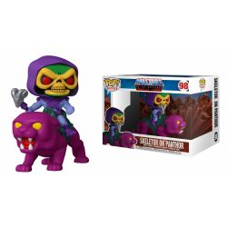 Funko Pop MOTU Masters of the universe Skeletor on Panthor