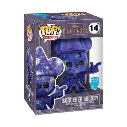 Funko Pop Disney Fantasia 80th Mickey N°1 Artist Series