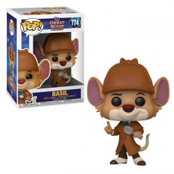 Funko Pop Disney Basil the great mouse detective Basil