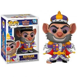 Funko Pop Disney Basil the great mouse detective Ratigan