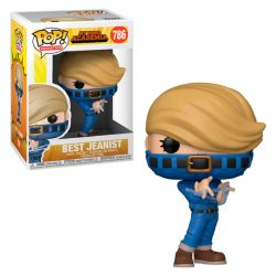 Funko Pop My Hero Academia s6 Best Jeanist