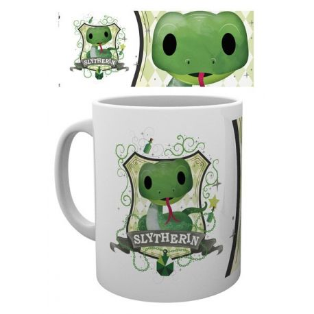 Mug Harry Potter Serpentard Paint mug 320ml