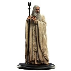 Statuette Lord of the Rings Saroumane 19cm