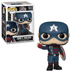 Funko Pop Marvel The Falcon and the Winter Soldier - John F. Walker