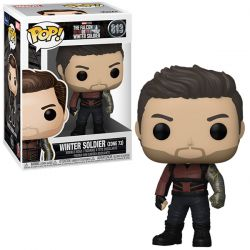 Funko Pop Marvel The Falcon and the Winter Soldier - Winter Soldier Zone 73